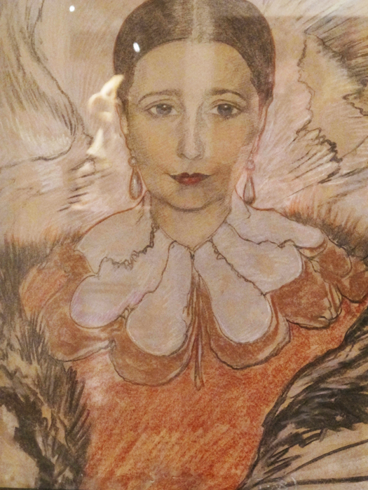 Lady Pastel