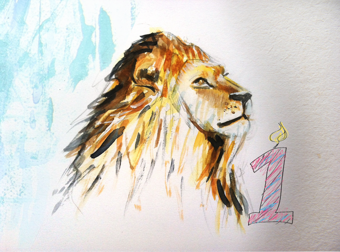Lionheart is 1